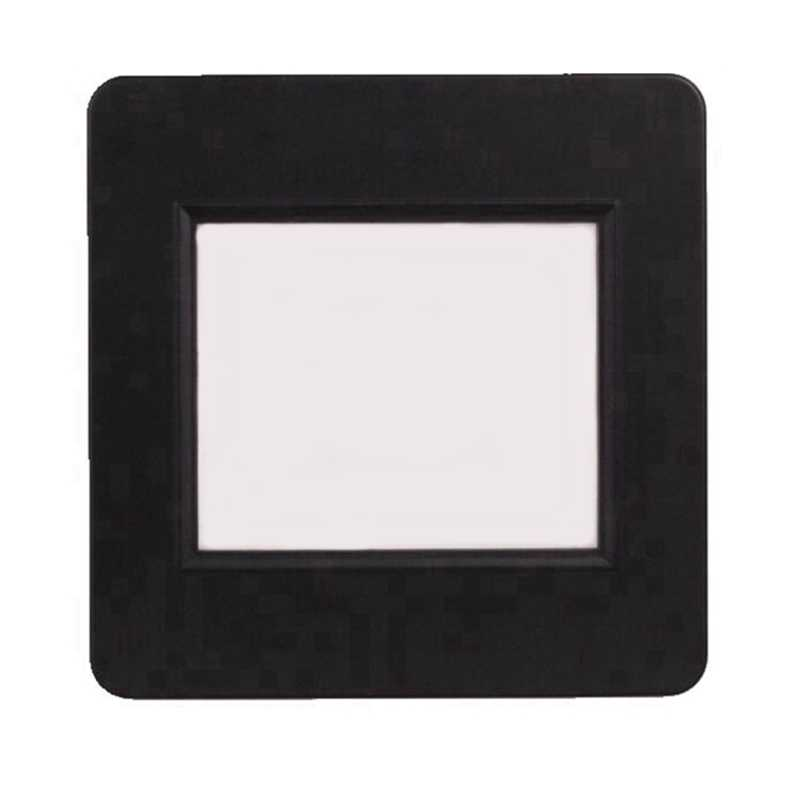 1 шт. светодиодный свет лестницы PIR & Световой радар Сенсор утопленная ступенька лампа Вход 100 V-240 V рампа теплый белый лестничный светильник 5-Цвет