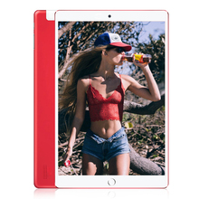 Tablet PC 10.1 inch Quad Core 4GB RAM 32GB ROM 1280*800 Resolution Android 7.0 3G  Tablets Dual Camera Happy shopping