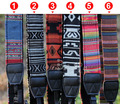 10pcs Camera Neck Shoulder Strap Belt Durable Cotton Vintage color Hippie Style for Canon Nikon Pentax Sony SLR DSLR