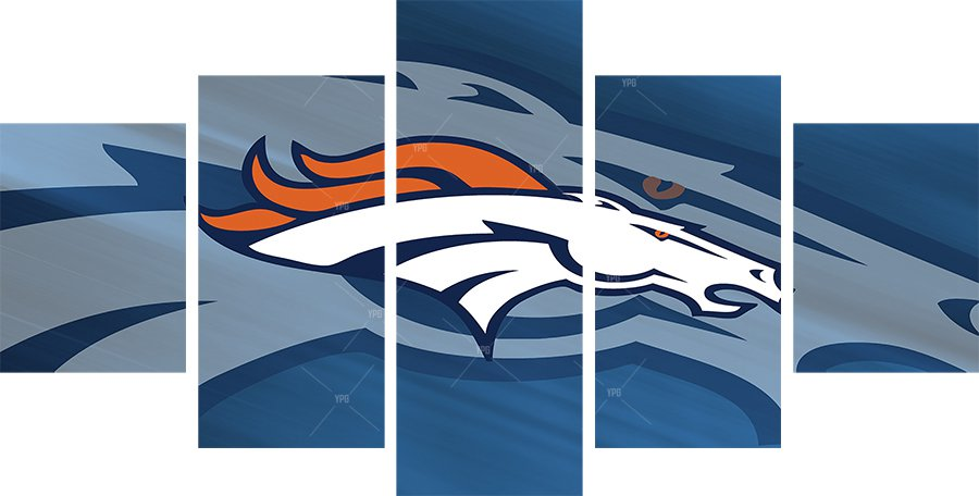 Broncos Wall Art compare prices on denver canvas- online shopping/buy low price