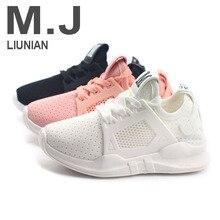 e260fc1c M.J LIUNIAN primavera otoño niños zapatos deportivos marca de moda Casual  transpirable al aire libre niños zapatillas Niño Niña .