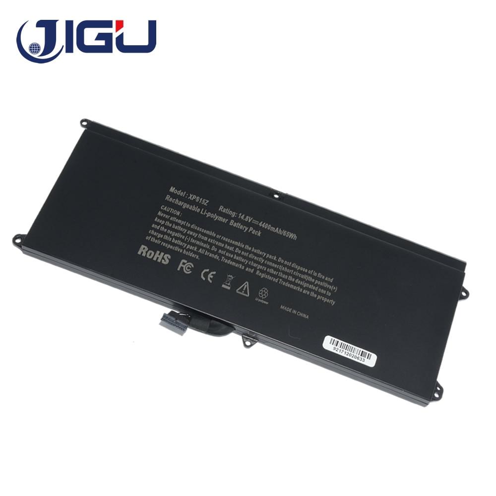 JIGU Laptop Battery 0HTR7 0NMV5C 75WY2 NMV5C OHTR7 For Dell XPS 15z 15Z-L511X 15Z-L511Z L511X L511Z ULTRABOOK 14.8V