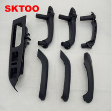 7pcs Free shipping for Volkswagen Touran door handle inside armrest cover lifter switch box