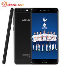 "LEAGOO T5c 4G Smartphone 5.5 ""FHD Android 7.0 SC9853 Octa Core 3 GB RAM 32 GB ROM 13MP Dual Back Cams Fingerabdruck Handy"
