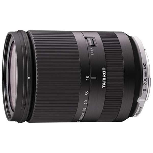 New Tamron 18-200mm f/3.5-6.3 Di II VC Zoom Lens for Canon объектив для фотоаппарата tamron 18 200мм f 3 5 6 3 di ii vc для canon b018e