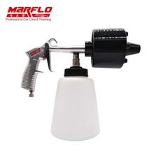MARFLO Autowäscher Reinigung Schaumkanone Auto Waschen Gun Schnee Foam Lance Tragbare Tornado Foam Gun Reinigung Shampoo Sprayer