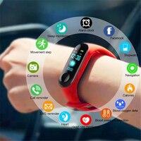 Y5 смарт-браслет сердечного ритма трекер фитнес-трекер Y5 Smartband Водонепроницаемый Смарт Браслет Смарт-умные наручные часы мужчины женщины