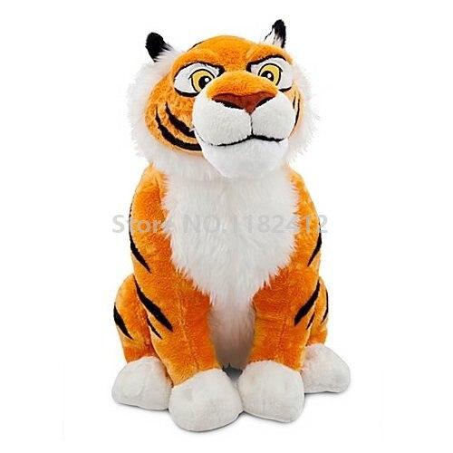 Aladdin princesa jasmine rajah tigre brinquedo de pel cia - Tigre de jasmine ...
