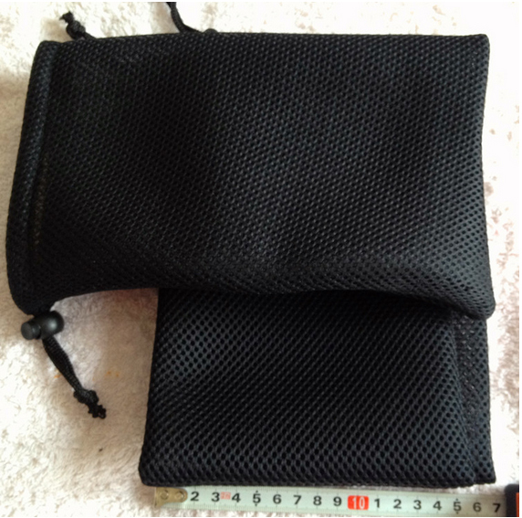 Jewelry & Accessories 100pcs/lot Cbrl Small Mesh Jewelry Bag Mesh Gift Bag Mesh Drawstring Bag Pouch For Ipad Jewelry Custom&wholesale Jewelry Packaging & Display