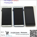 Original del 100% para htc desire 620 620g lcd display + touch screen panel digitalizador con marco prueba ok + pista