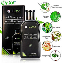 200ml Dexe Hair Shampoo Set Anti-hair Loss Chinese Herbal Hair Growth Product Prevent Hair Treatment For Men & Women