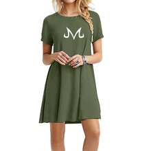цены 2019 Women Summer Style Vestido Cotton Casual Plus Size Ladies Dress Casual Dress Hot Sales Dress
