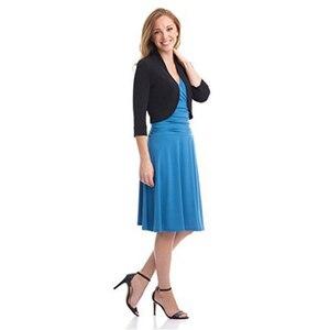 Image 5 - بلازير بدلة قصيرة كاجوال عصرية للنساء