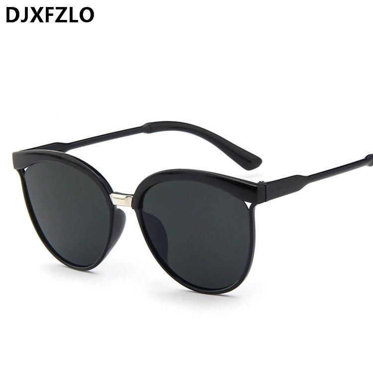 Female Cute Cat Eye Sun Glasses Women Popular Brand Designer Sunglasses Retro Goggles Cateye Sunglass Oculos de sol