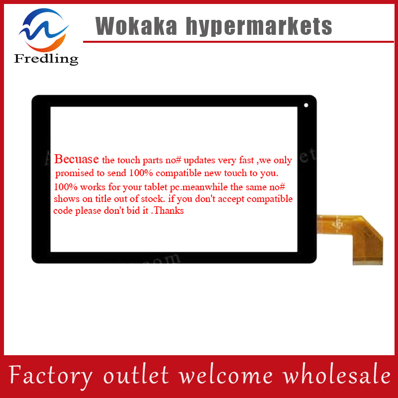 100 New Touch Screen For irbis tw36 IRBIS TW36 Tablet Touch Screen Touch Panel Sensor Free