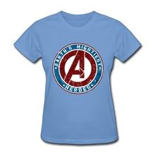 Avengers Endgame T Shirt Mavrel Avengers Leagues Superhero Tshirt Justice League Women 100% Cotton Tee Shirts Lady Pink