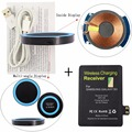 For Samsung Galaxy S3 i9300 i939D i9308 Qi Wireless Charger Pad + Wireless Charging Receiver Tag wireless Charge Stick