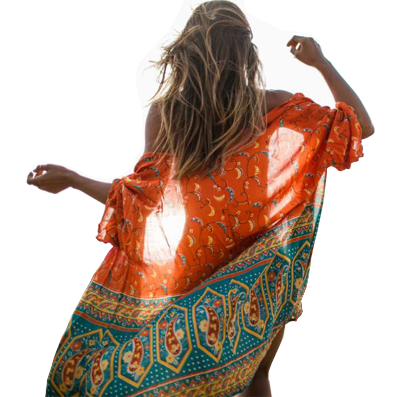 Suvine õhuline kimono - 4 suurust