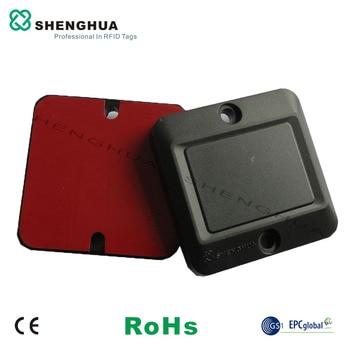 10pcs/pack High Sensitive Performance UHF RFID On-Metal Tag Long Range Alien H3 IP67 Anti Metal Sticker Adhesive For Security - sale item Access Control