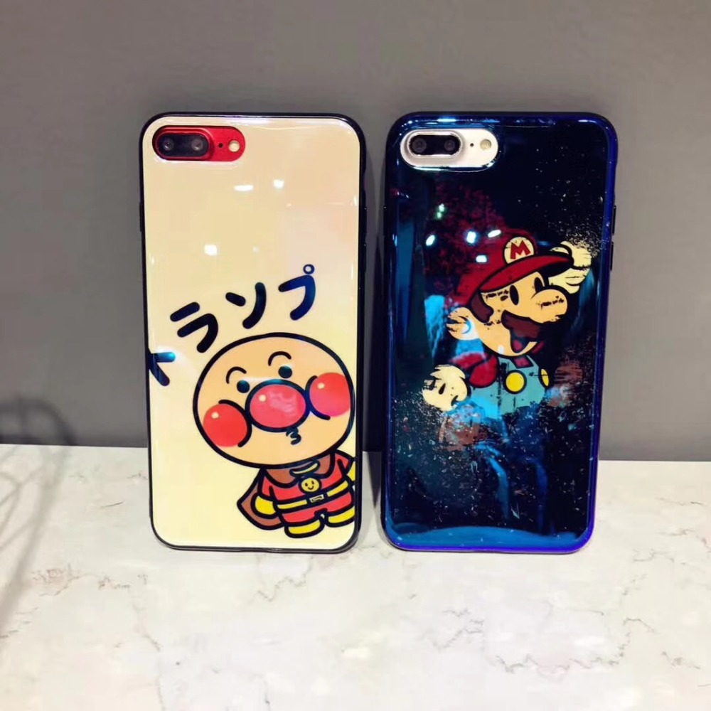 For iPhone X 8 7 6 6s Plus Japanese Mobile Phone Cases