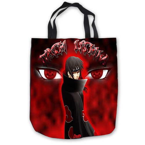 Custom Canvas naruto-shippuden- (1) ToteBags Hand Bags Shopping Bag Casual Beach HandBags  Foldable 180911-04-39