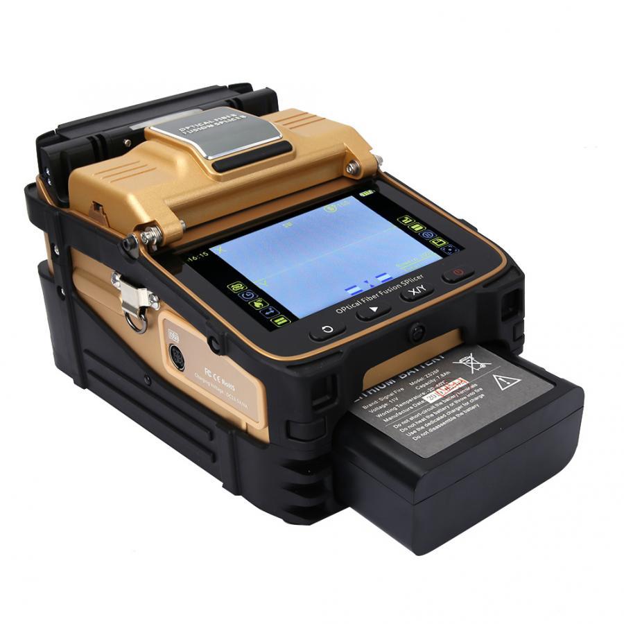 Сварочный аппарат для сращивания оптического волокна AC100V-240V