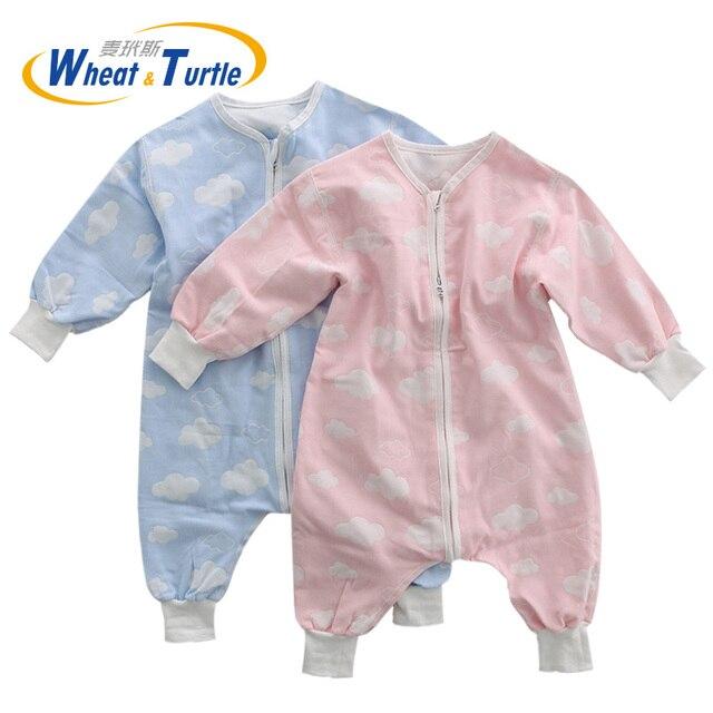 a2ddc4200233 Autumn Winter Newborn Infant Baby Clothes Fleece Jumpsuit Boys ...