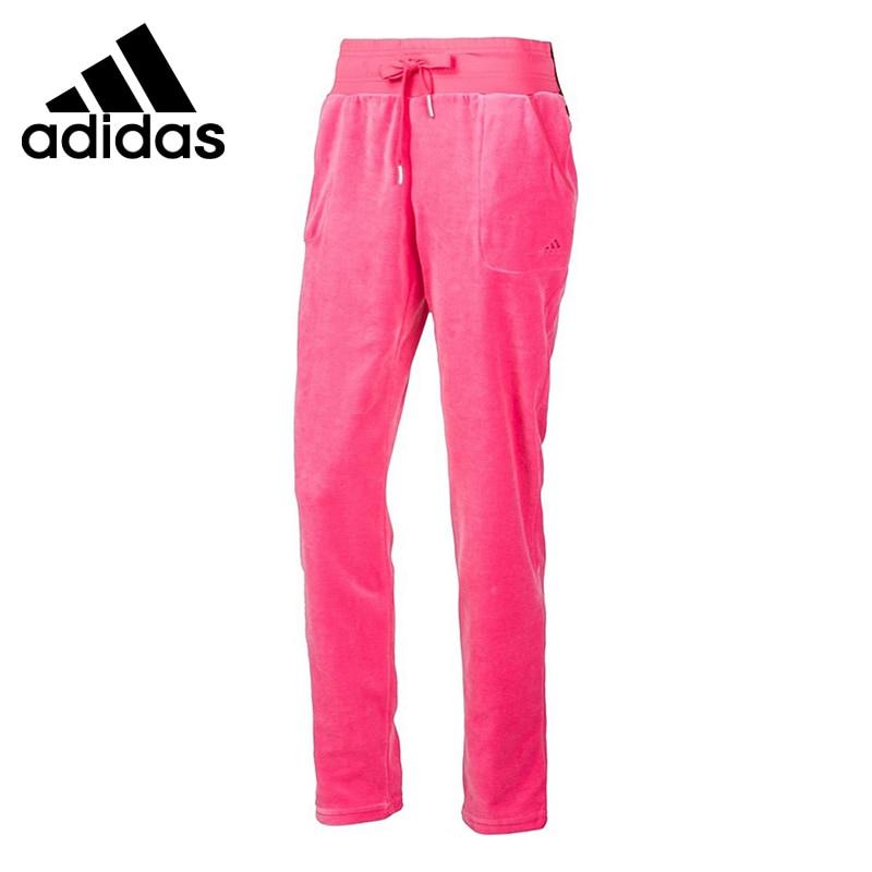 Original Adidas Women's Knitted Pants Sportswear