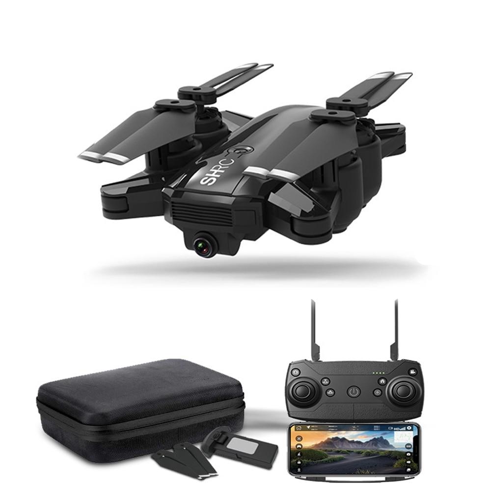 Drone H1 gps drone HD 1080P positionnement précis intelligent retour geste photo quadrirotor WiFi transmission hélicoptère Rc dron