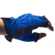 2015 New Top Quality Outdoor Sports Anti Slip Comfortable Fishing Gloves/Slip-resistant Fishing Gloves