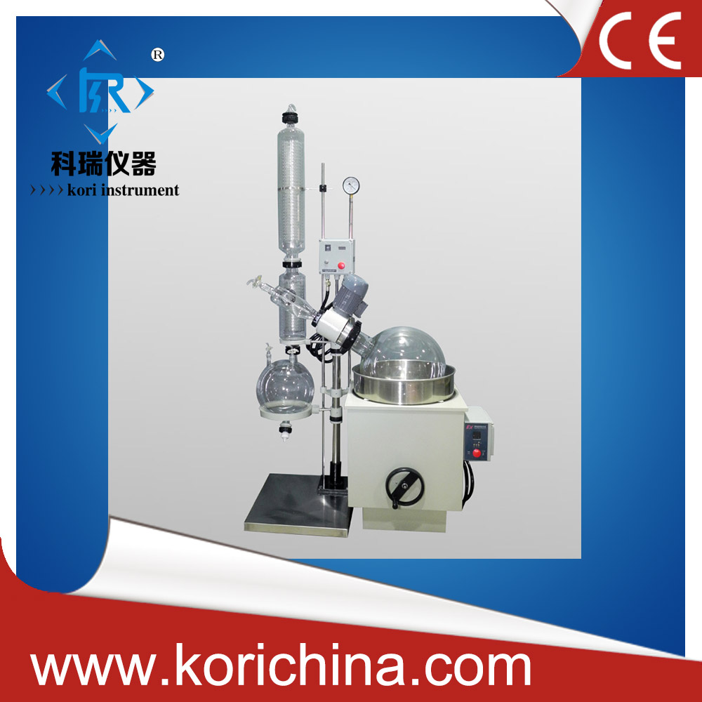 CE Approved High Quality  Borosilicate GG3.3 Vacuum Rotation Evaporator for laboratory  Distillation 300mm 24 29 joint borosilicate glass jacket allihn bulb condenser distillation for laboratory
