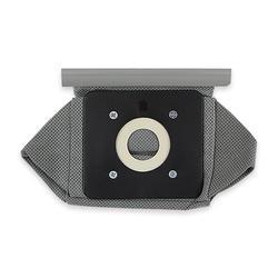 1 шт. Пылесос Нетканые фильтр сумки и моющийся фильтр сумки с высокой эффективностью Замена для QZ11C QZ11D и т. д