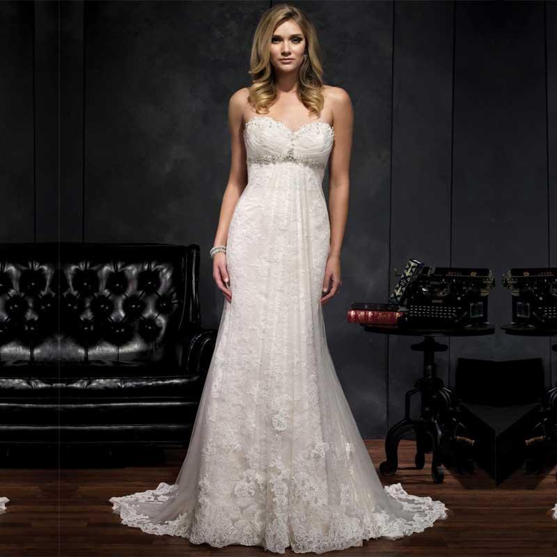 vestidos de novia 2017 wedding dress with jacket plain lace fabric white sweetheart sleeveless bridal dress wedding dresses