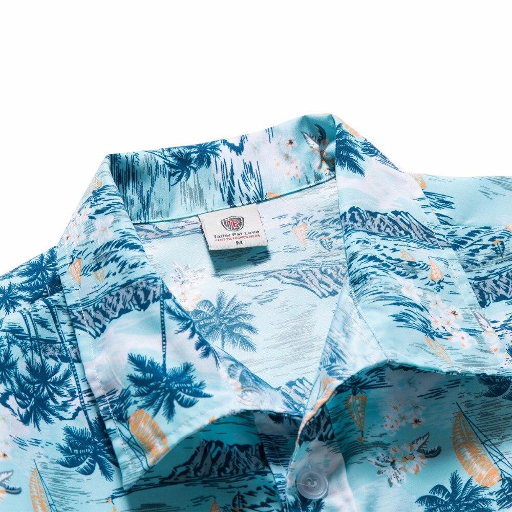 Tailor Pal Love Summer Meeste särgid Kiiresti kuiv vabaaja särk - Meeste riided - Foto 3