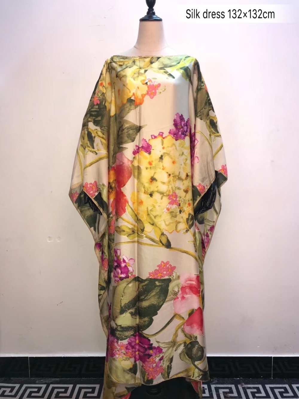 Classy European Printed Kaftan Style Women Long Dress 2019 Stylish Holiday Summer Women Beach Dress African Dresses For Women