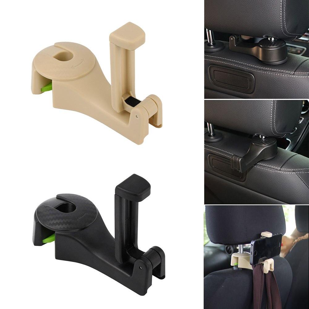 Крючки для автомобильных сидений держатель для мобильного телефона Lada Granta Vaz Kalina Priora Niva Samara 2 2110 Largus 2109 2107 2106 4x4 2114 2112