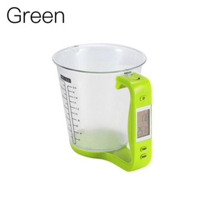 LED Kitchen PC Measuring Cup H