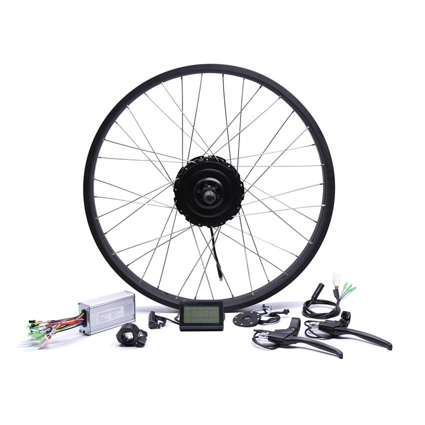 Real 2017 Rushed 48v750w Bafang Fat Rear Electric Bike Conversion Kit Brushless Motor Wheel With 20'' 26''rim держатель для бумажных полотенец zeller 27242