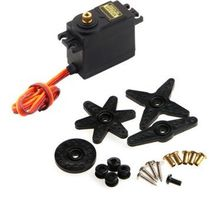 1pc Servo MG995 Gear High Metal Speed Torque For RC Helicopter Car Airplane Hot