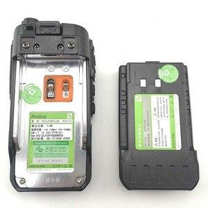 Image 3 - 2 pièces QuanSheng TG UV2 Plus talkie walkie 10 km 10 W 4000 mAh Radios Portatiles Uhf Vhf Radio jambon Hf émetteur récepteur CB 2 voies Radio