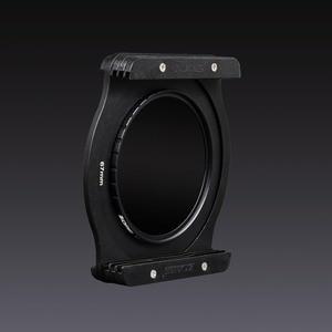 Image 4 - Zomei anillo adaptador de 49/52/55/58/62/67/72/77/82mm + soporte de filtro de 3 ranuras cuadradas de Metal, Kit de soporte para filtro Cokin P Series 83mm