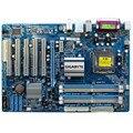 Für Gigabyte GA P43 ES3G REV 1 0 1 1 Original Verwendet Motherboard P43 ES3G P43 LGA 775 DDR2 (Gelb blau passiert zu passieren)-in Motherboards aus Computer und Büro bei