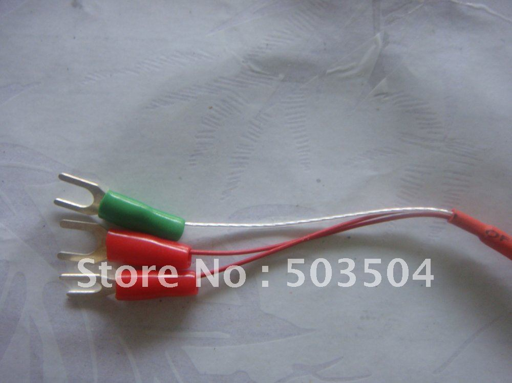 Three Wire Pt100 Platinum Resistance with 1/4NPT ,Class A Hereaus ...