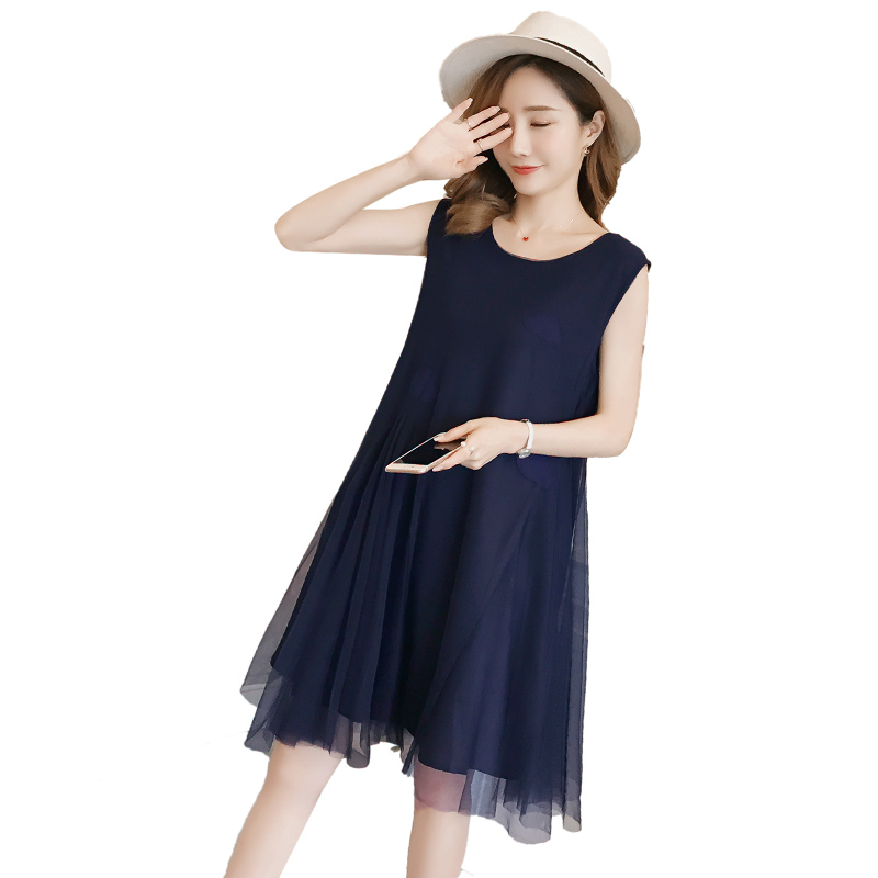2018 New Fashion Summer Wear Maternity Dresses for Pregnant Women\'s ...