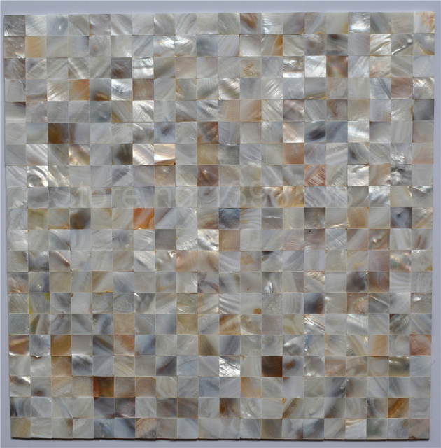 delicate design natural luster mother pearl shell tiles backsplash