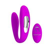 Pretty Love Wireless Remote Vibrator Vibe Clitoris Stimulator G Spot Vibrators For Women Erotic Sex Toys For Couples Sex Shop