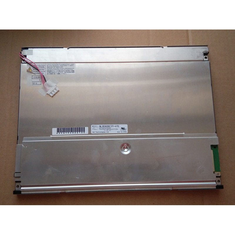 For NEC 12.1inch NL8060BC31-41E LCD Screen Display Panel 800(RGB)*600 LVDS nl8060bc31 32 nl8060bc31 27 12 1 inch industrial lcd original prototype