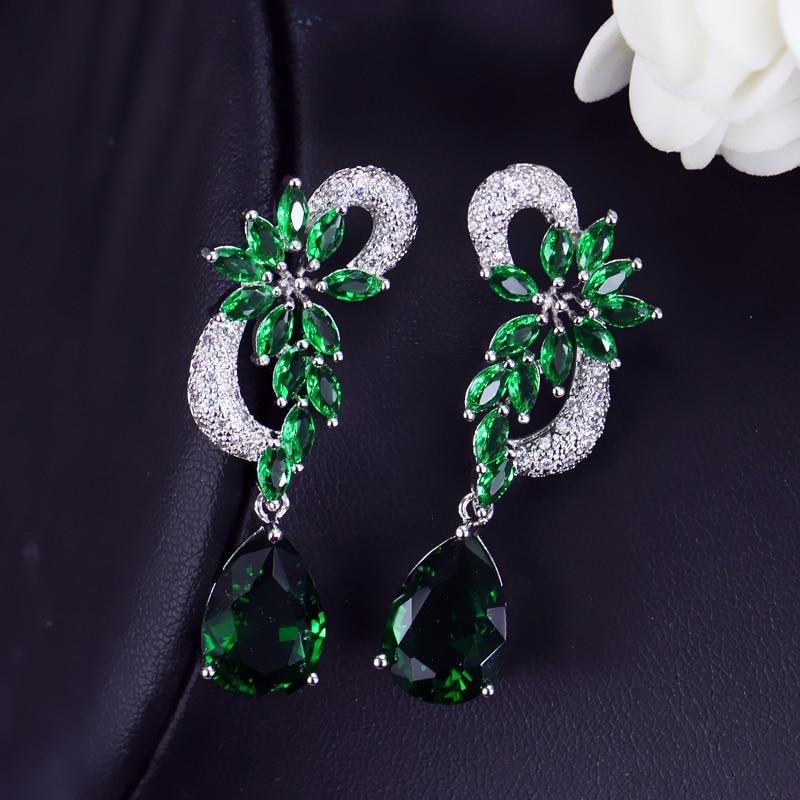 Bridal Long Earrings1