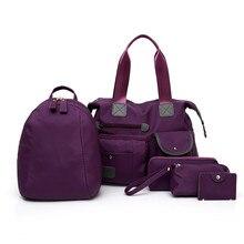5 Pcs/set Women Waterproof Bags