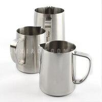 barista gear Milk Frothing Jug 350ml 600ml 710 stainless steel
